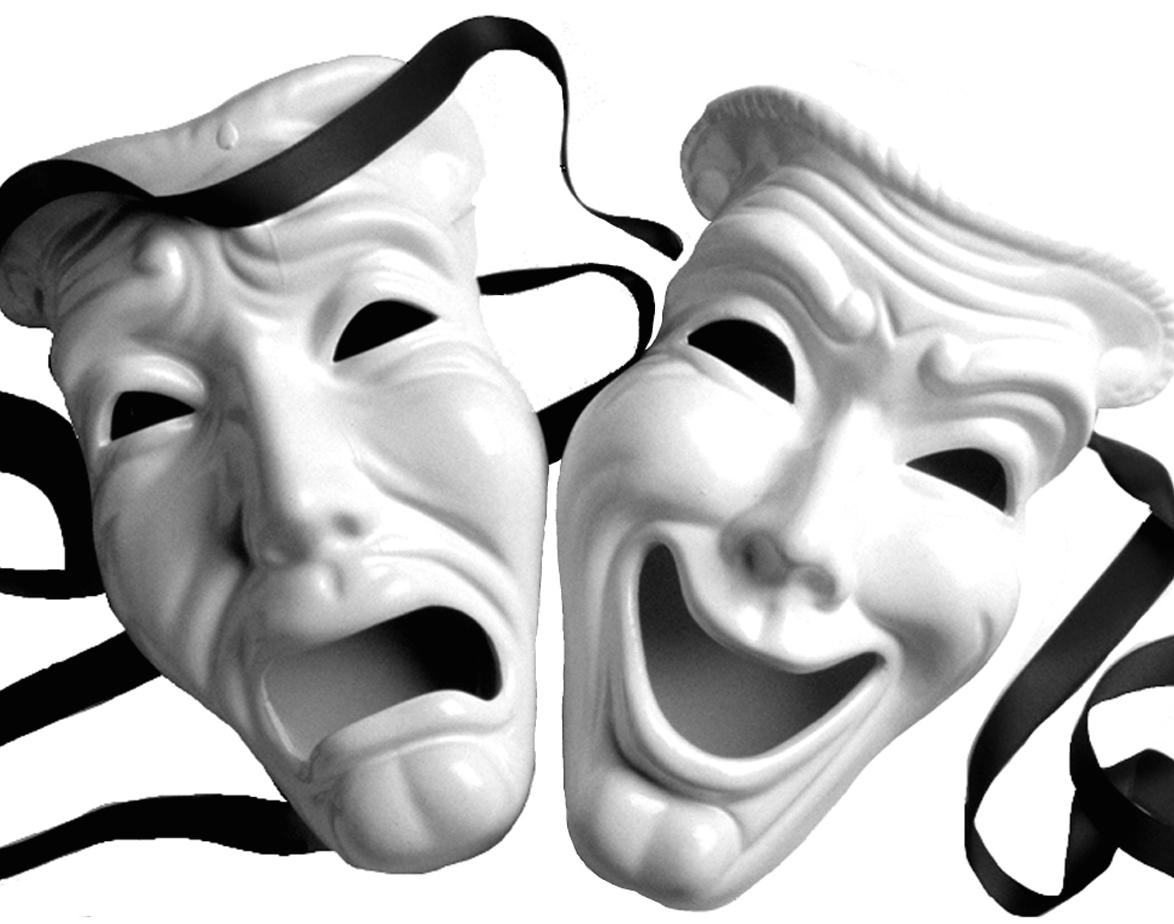 Drama-Masks-Blk-Wht-noborder