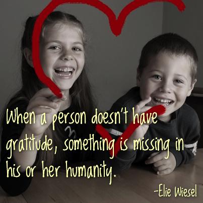 Elie Wiesel Quote