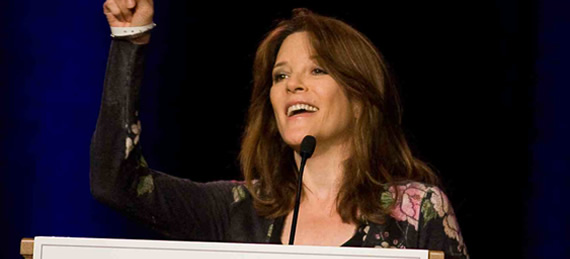 Marianne Williamson Article