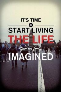 Start-Living-Quote