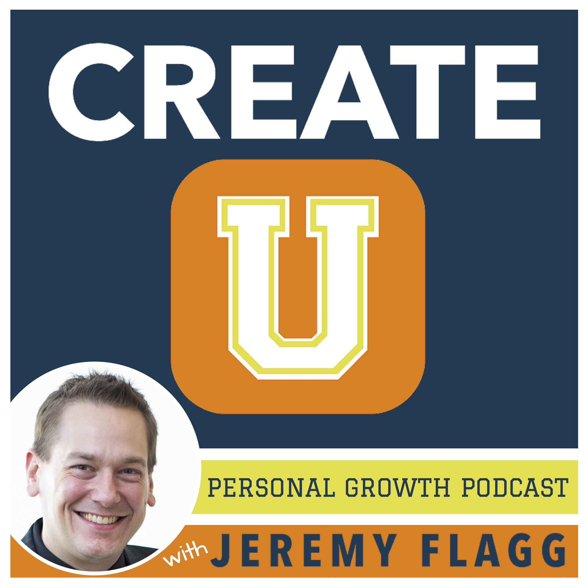 CREATE U | Personal Growth Podcast